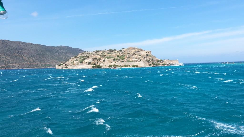 Spinalonga - Lebrainsel