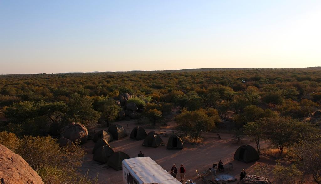 Namibia | Zeltcamp Kamanjab