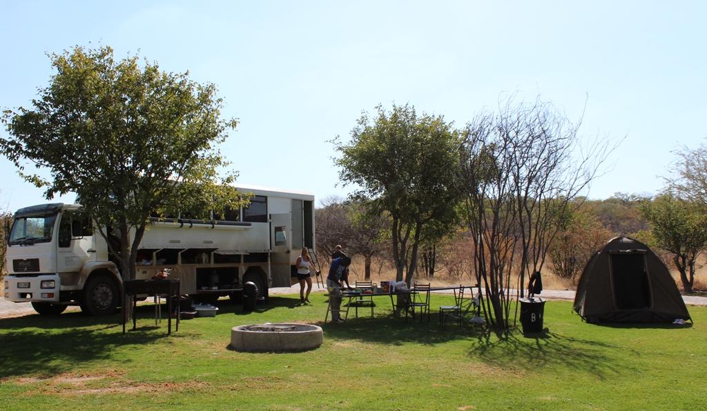 Namibia | Etosha Safari Camp