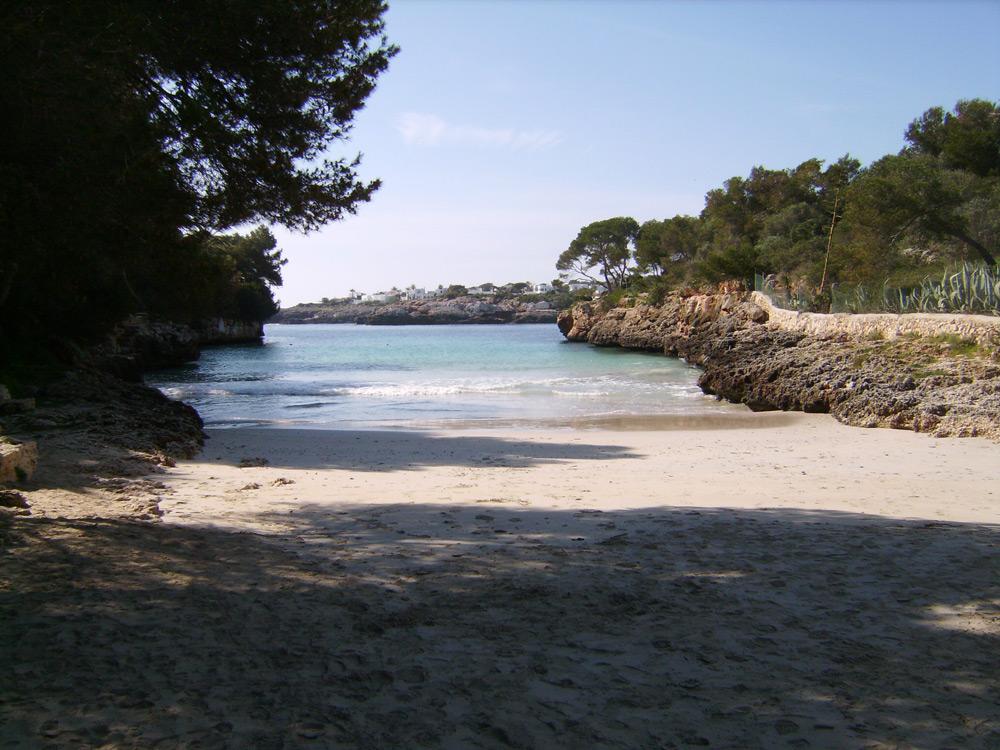 Strandbucht von Cala Serena