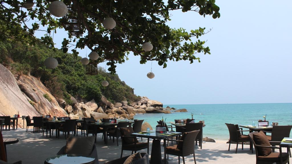 "Banyan Tree Samui | Strandrestaurant ""Sands"""