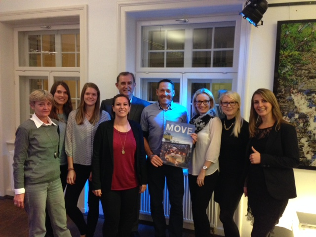 Johannes Walther (Beachcomber Hotels) und Jean-Louis Pismon (GM Paradis & Dinarobin) mit unseren Euro Lloyd Expertinnen