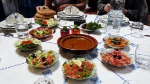 typisch marokkanisches Essen