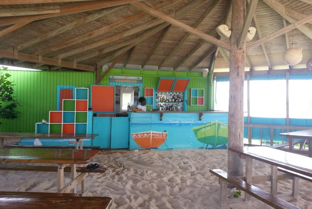 Anguilla | Sandy Island