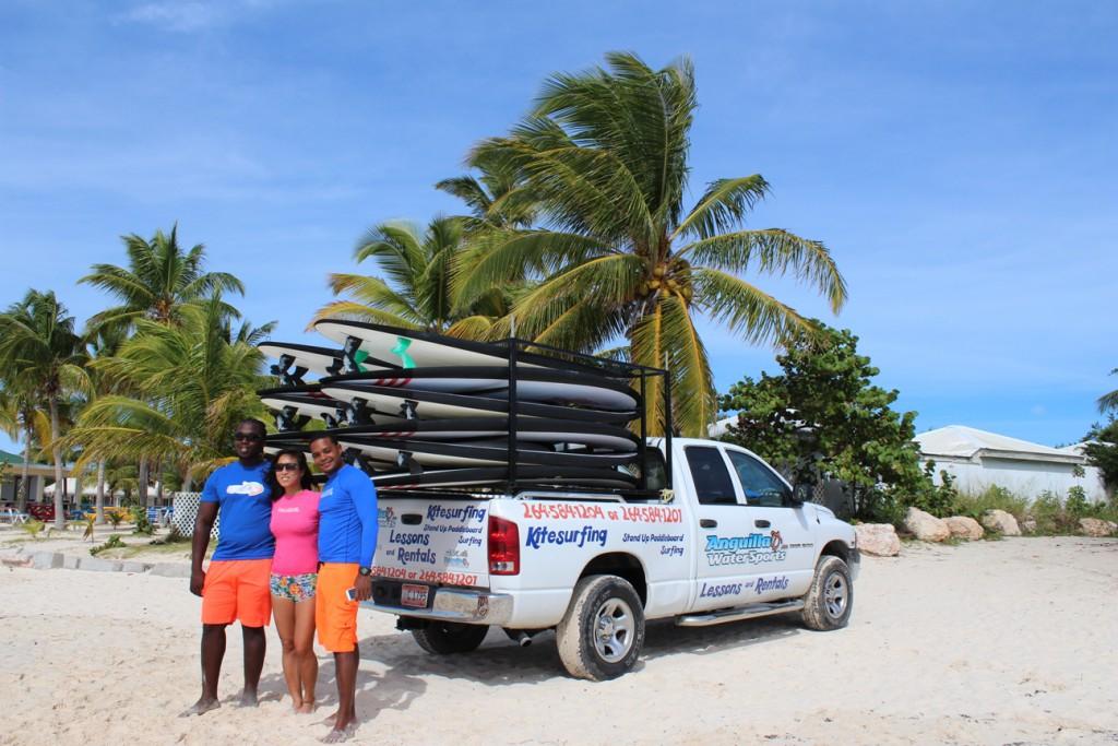 Anguilla | Team Anguilla WaterSports