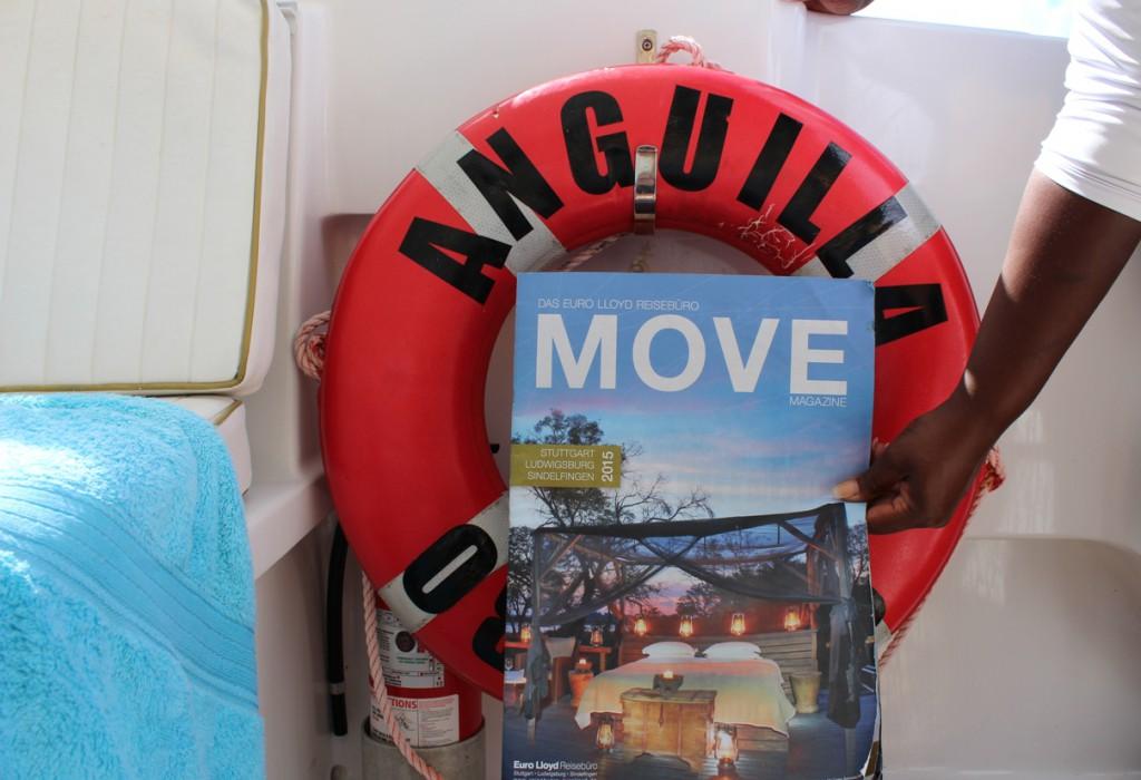 Move on Tour auf Anguilla