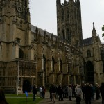 Kathedrale in Canterbury
