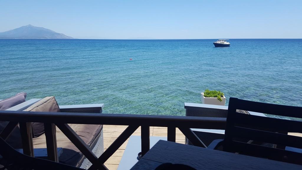 Samos | Beachbar in Ireon