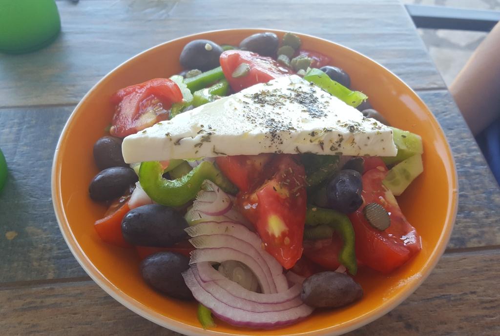 Samos | Greek Salad