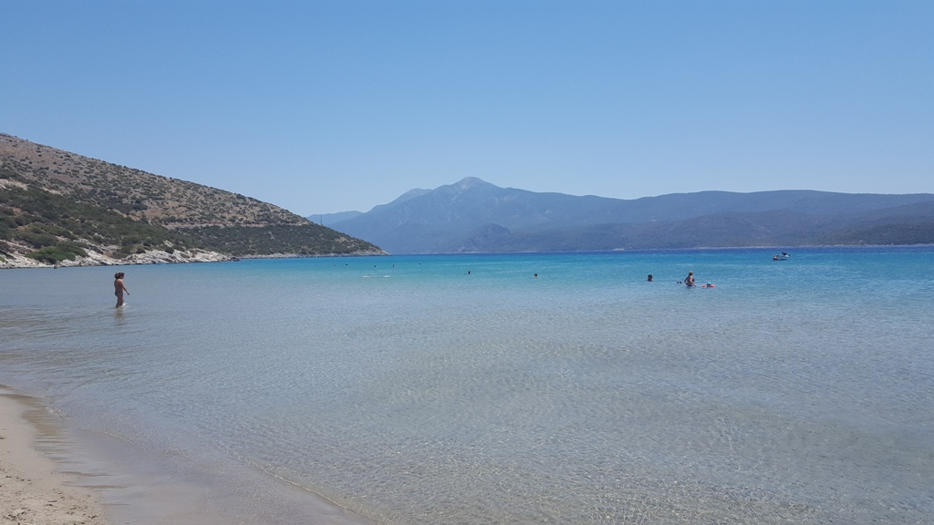 Samos | Strand Psili Ammos