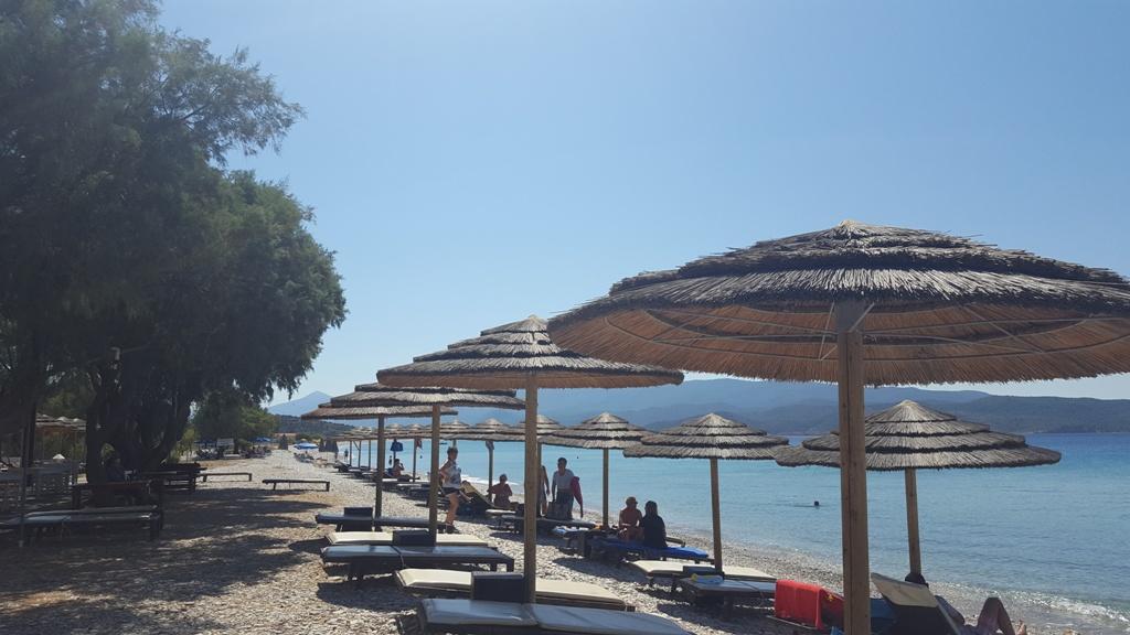Samos | Strand Mikali