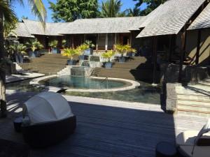 Spa im Beachcomber Royal Palm