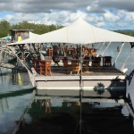 Constance Prince Maurice , Restaurant