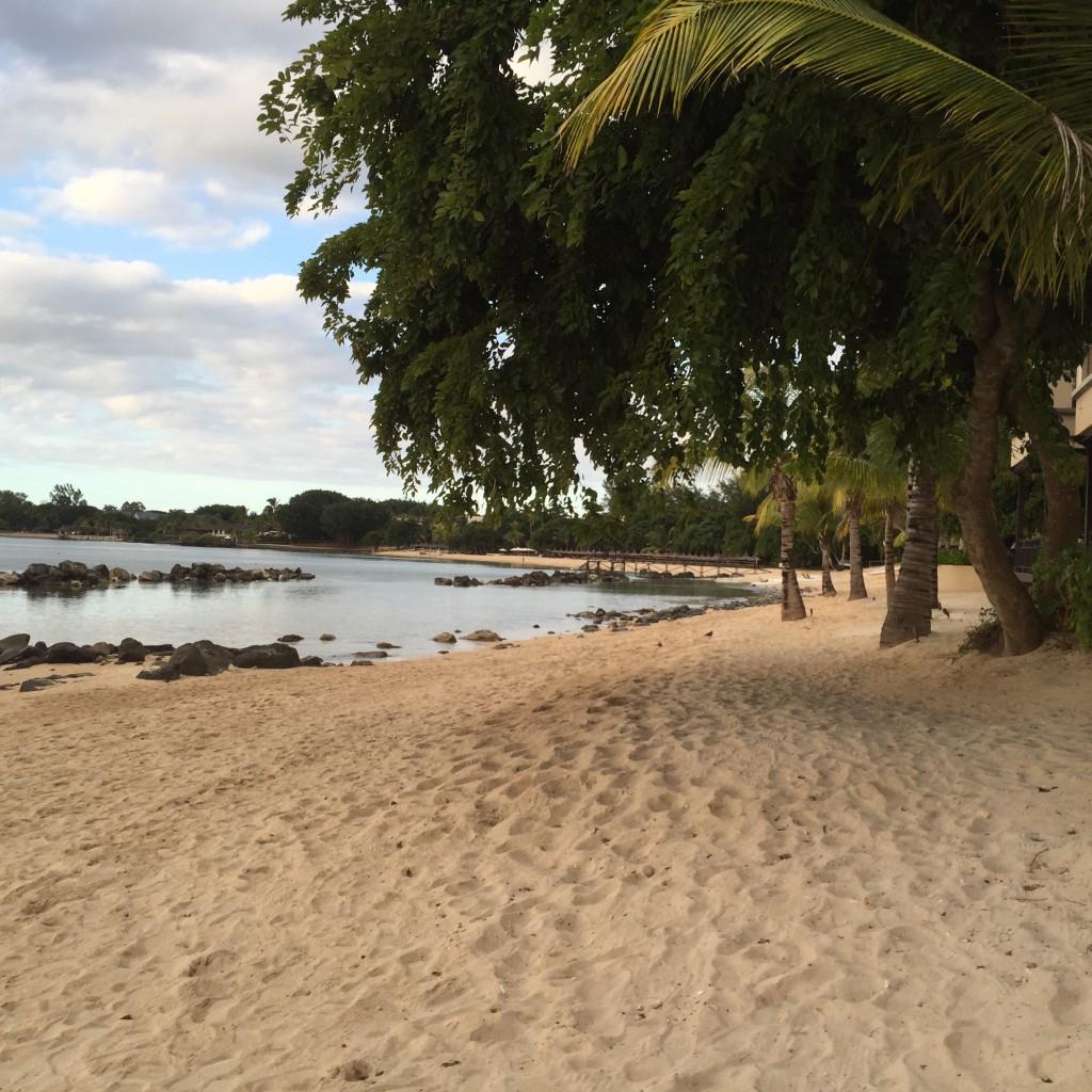 Strand im Westin Turtle Bay