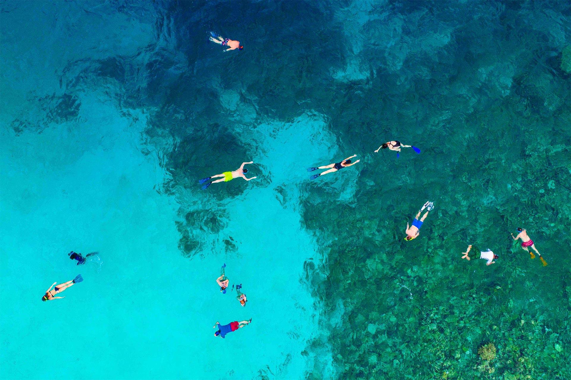 Schnorcheln auf Samos