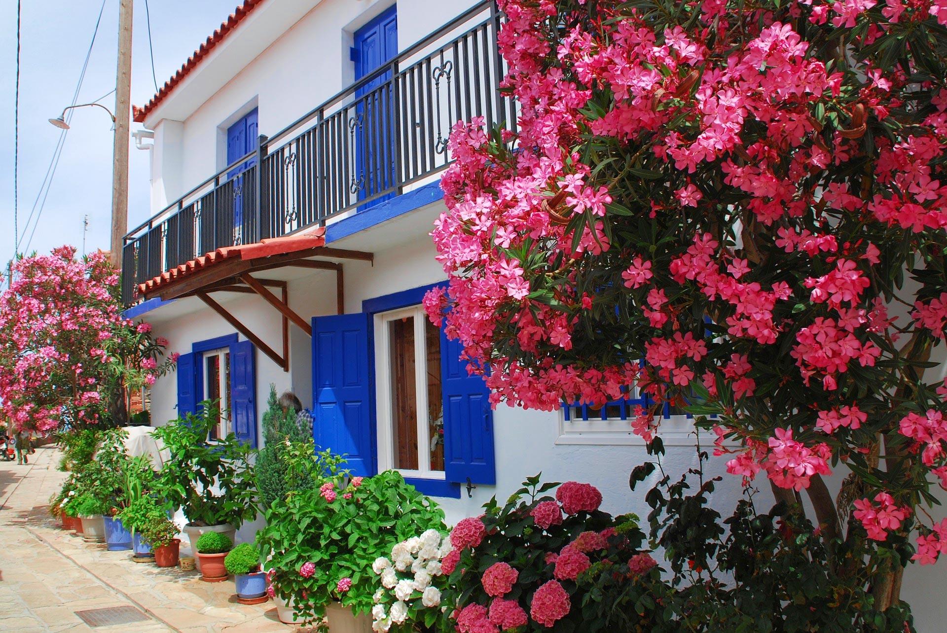 Haus auf Samos