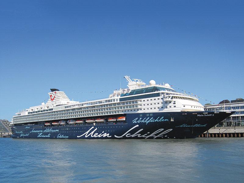 Mein Schiff 2 | TUI Cruises | © Giata