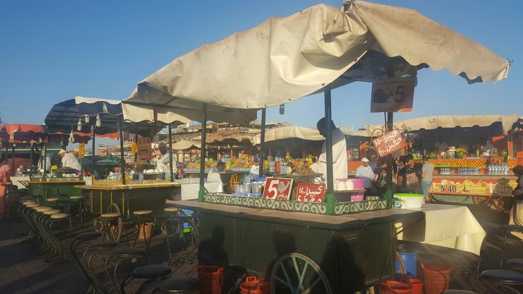 Marrakech | Djemaa El Fna