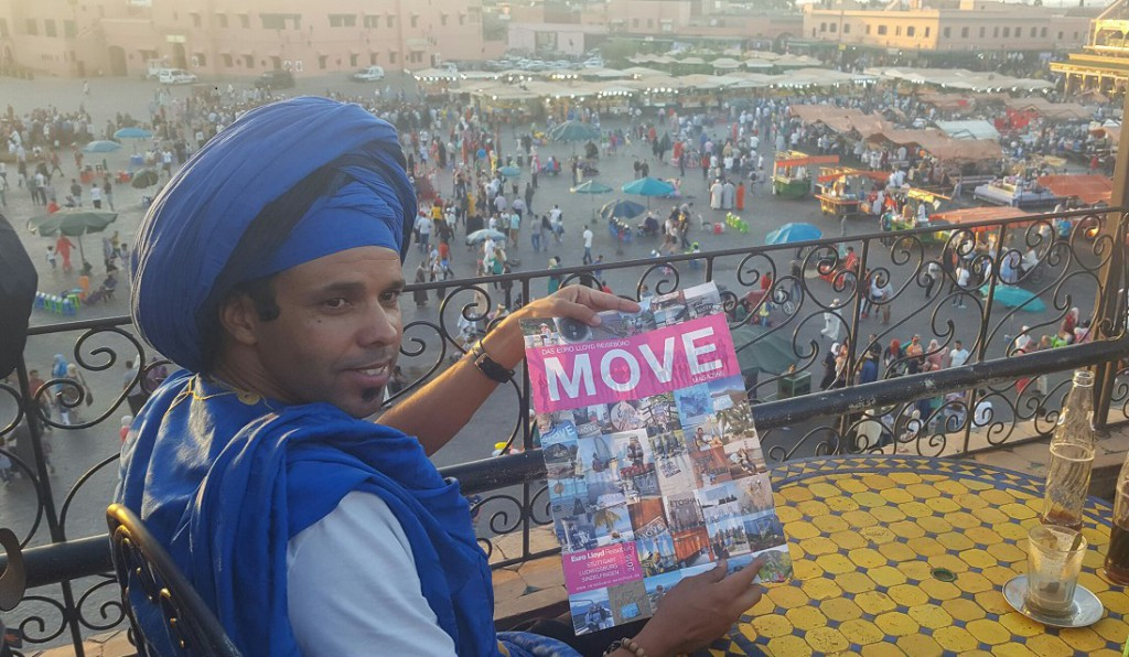 Marrakech | Move on Tour