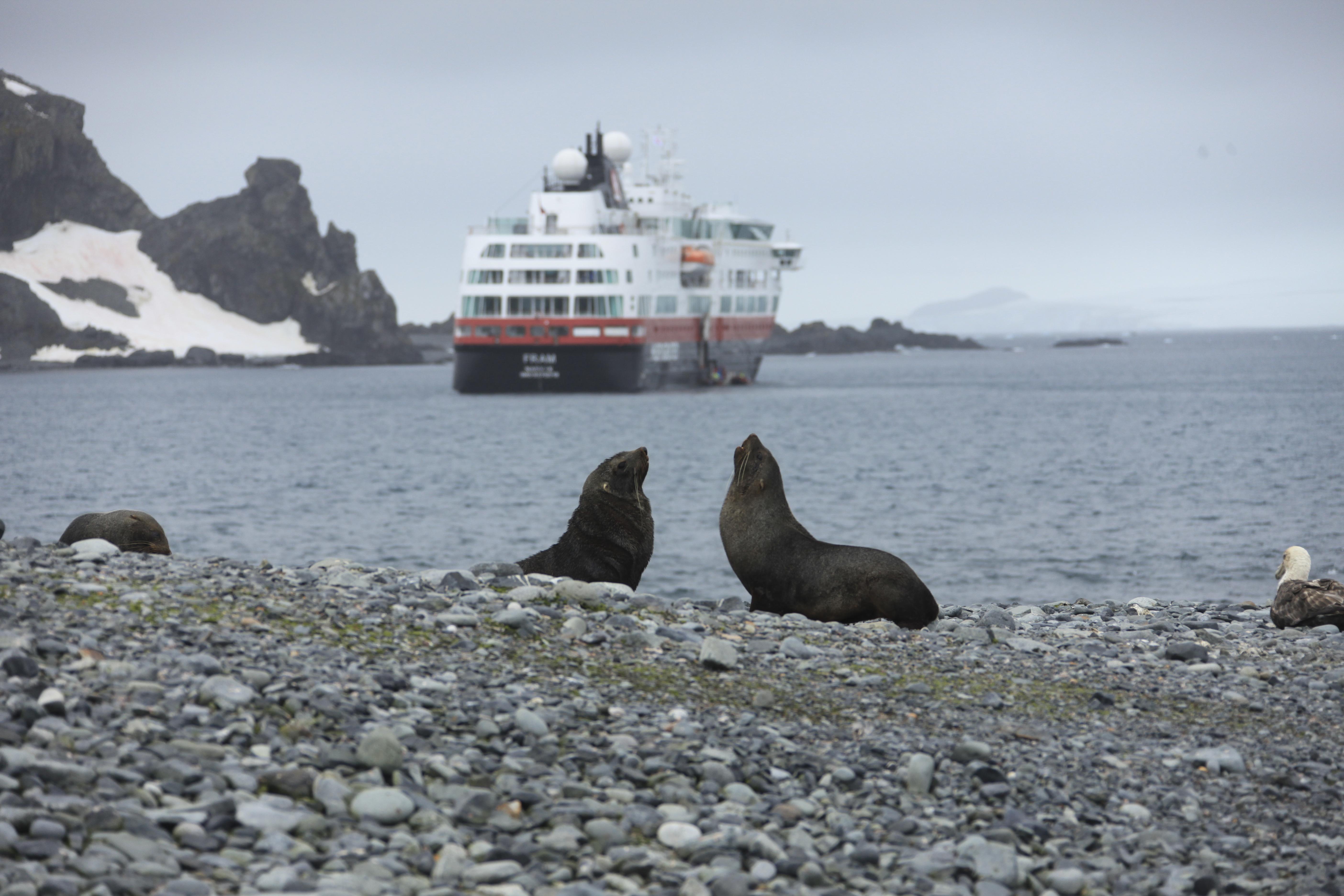 Antarktis – © Hurtigruten/Tommy Simonsen