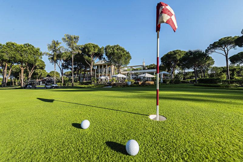 Golf im ROBINSON CLUB