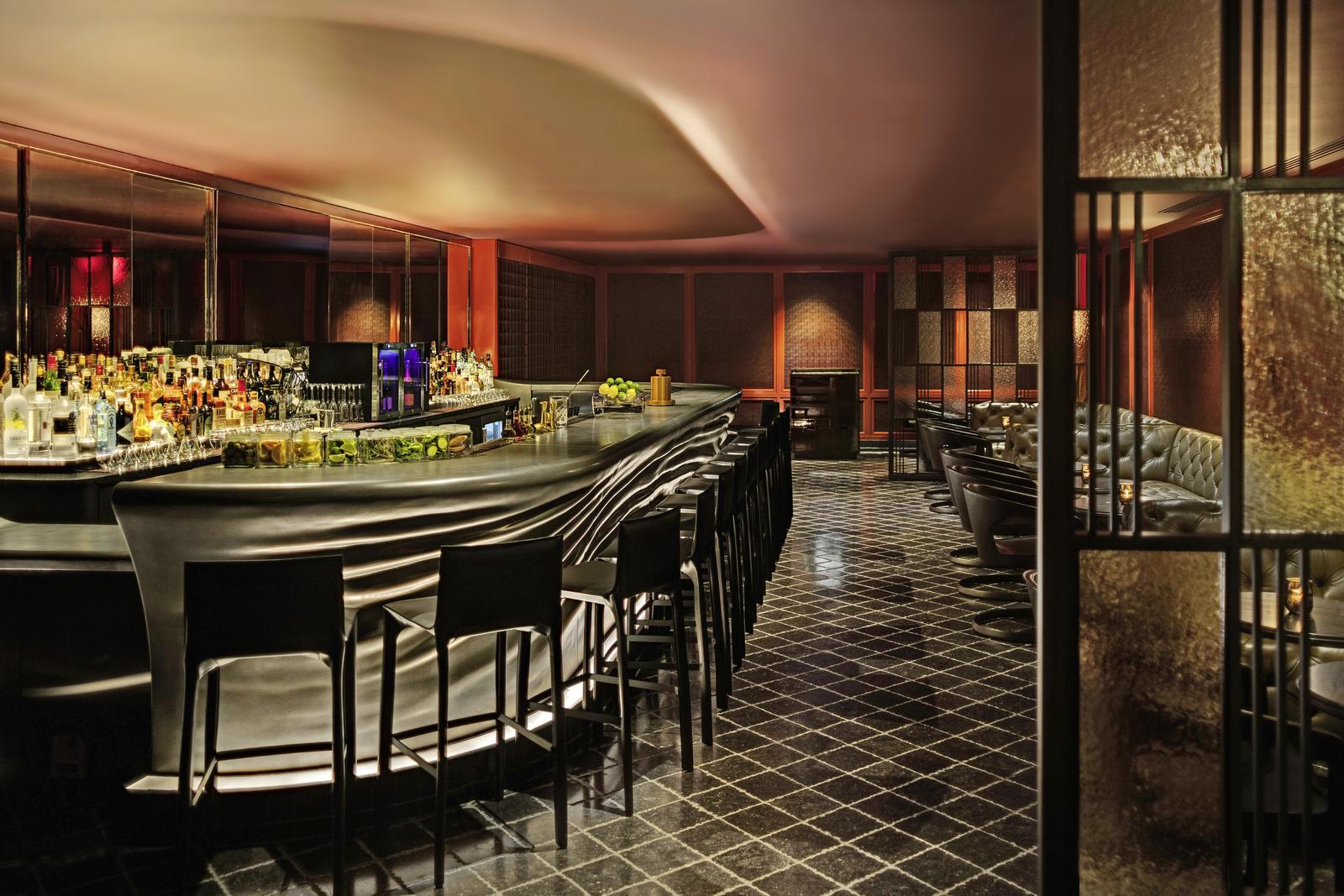 Lotte New York Palace Hotel Bar