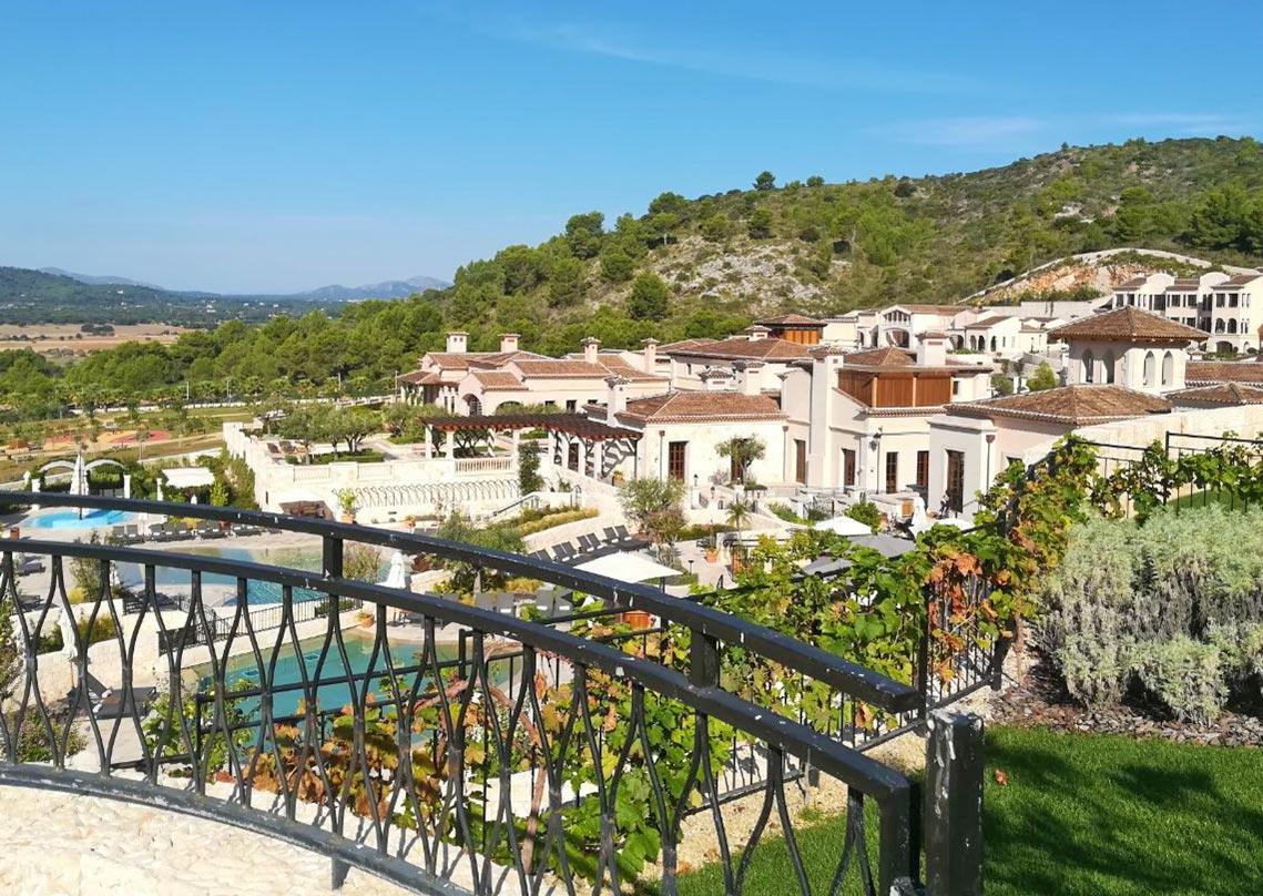 Übersicht - Park Hyatt Mallorca