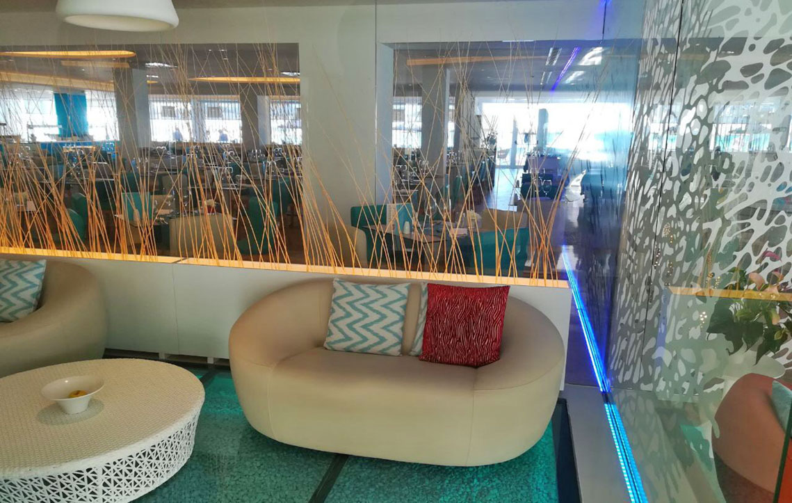 Lobby - The Sea by Grupotel
