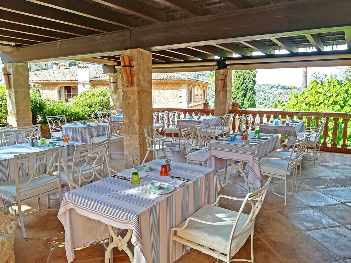 Belmond La Residencia - Poolrestaurant