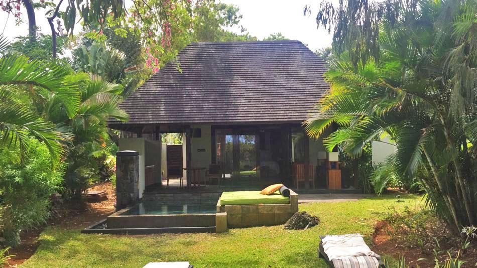 Privatpool Four Seasons Mauritius
