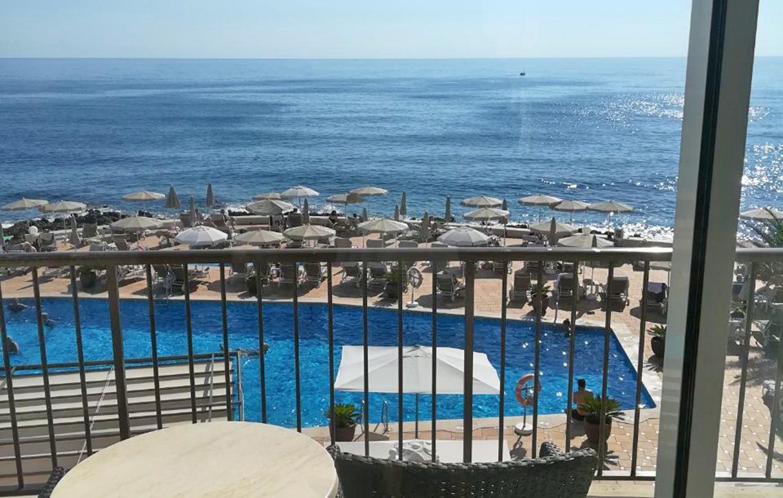 Meerblick vom Balkon - Sensimar Aguait Resort & Spa
