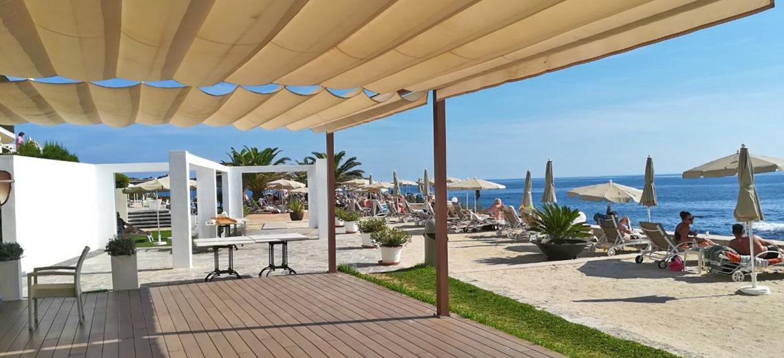 Sonnenterrasse - Sensimar Aguait Resort & Spa