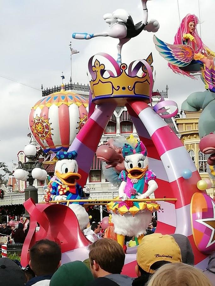 Disney World Orlando | Parade