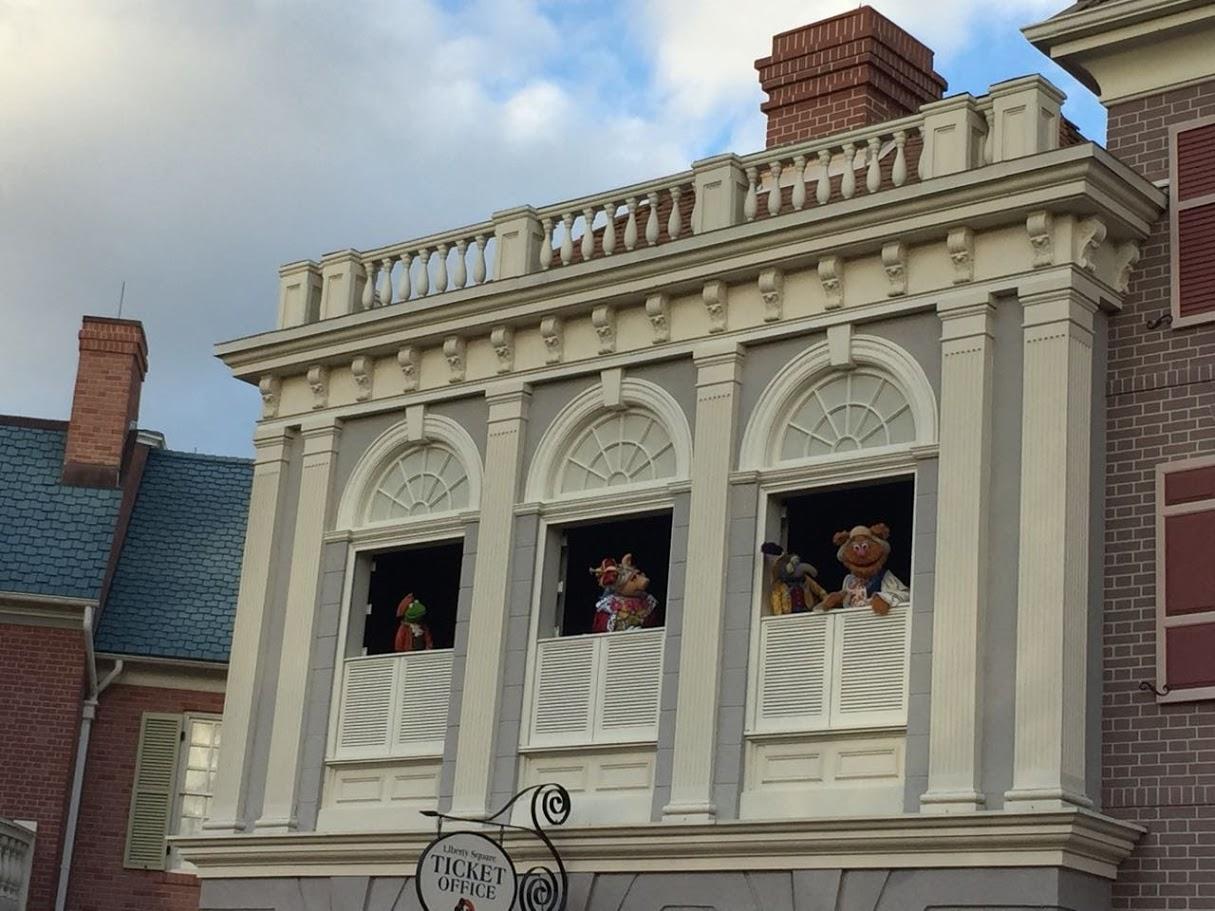Disney World Orlando | Muppets