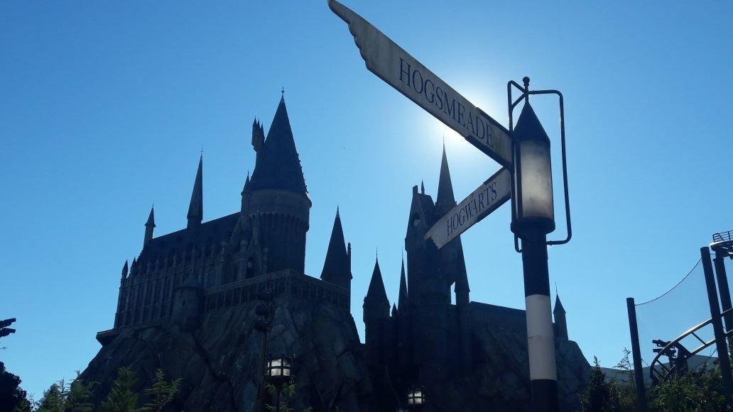Universal Studios Oralndo | Harry Potter's Hogwarts