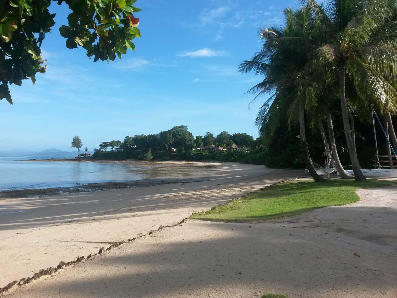 Naka Island Strand Phuket