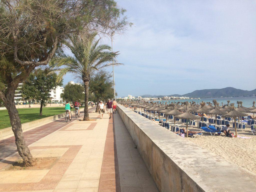 """Strandpromenade"