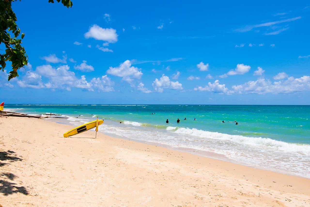 Phuket Strand