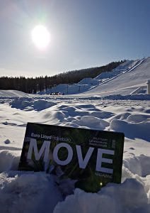 Move on Tour in Levi