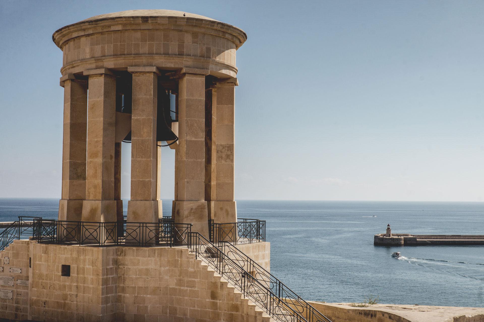 Historische Bauwerke auf Malta