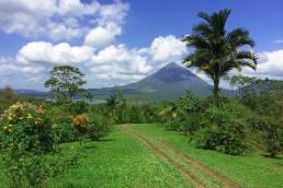 Naturlandschaft in Costa Rica