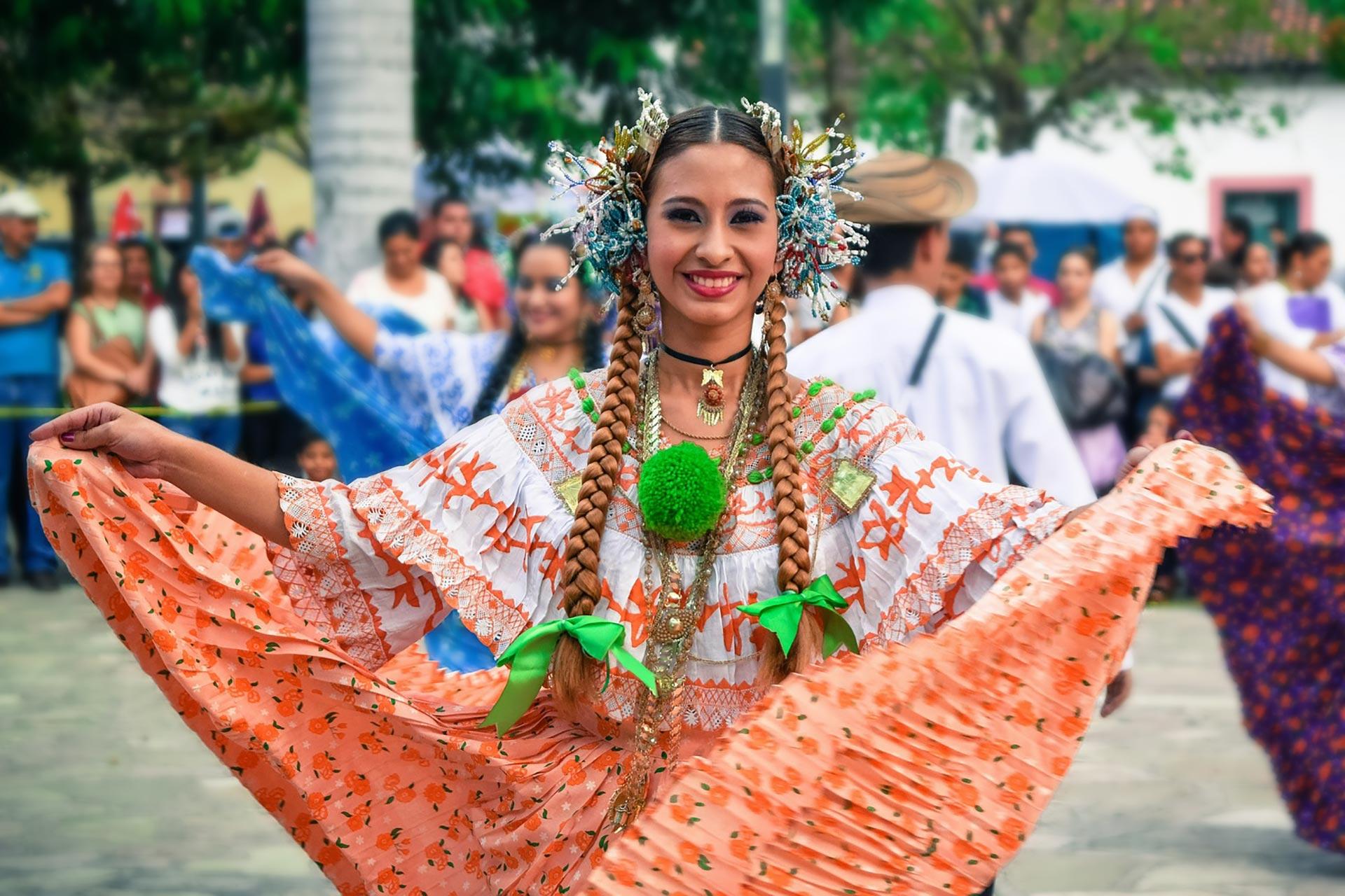 Feiern in Costa Rica