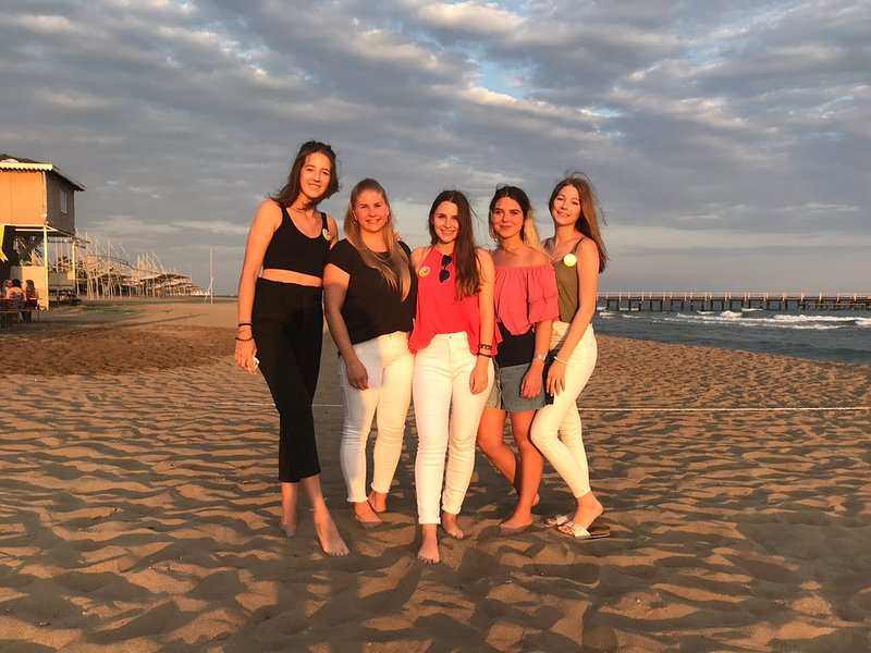 TUI Magic Life Türkei Magic Girls on the beach