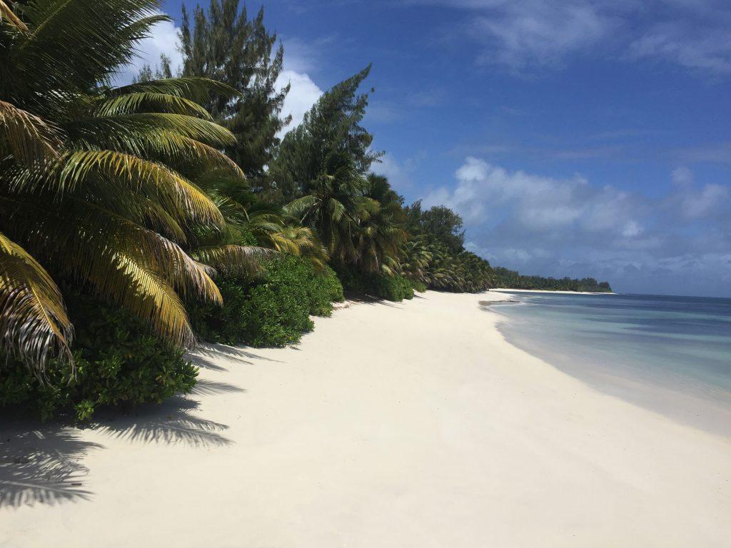 Traumstrand Desroches Island