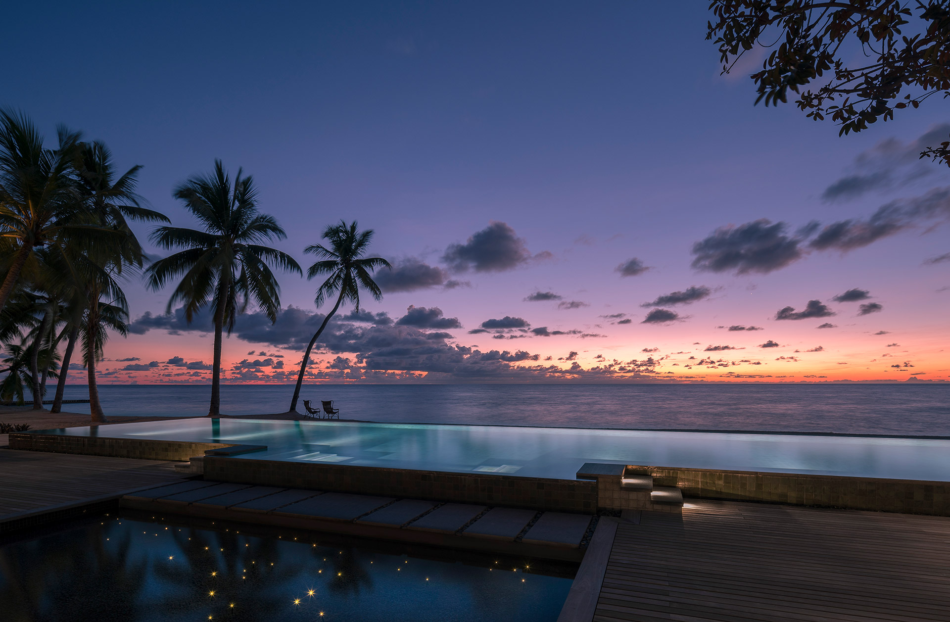 Pool-Four Seasons Desroches Island