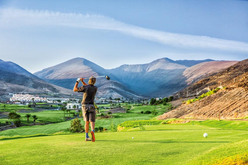 Golfplatz-Aldelina Club Costa del Sol