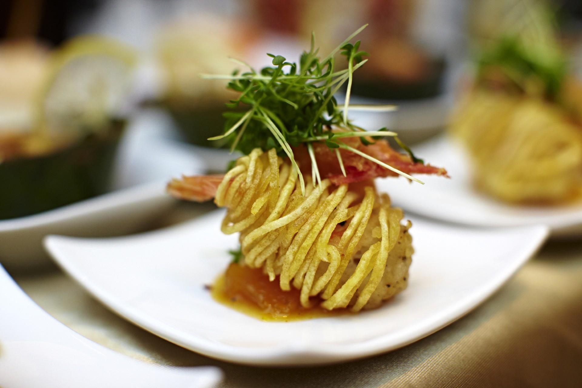 Robinson Club Amadé- Kulinarisch