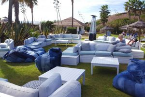 Neuer Beachclub im Aldiana Costa del Sol