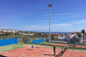 Tennisplätze Aldiana Coste del Sol