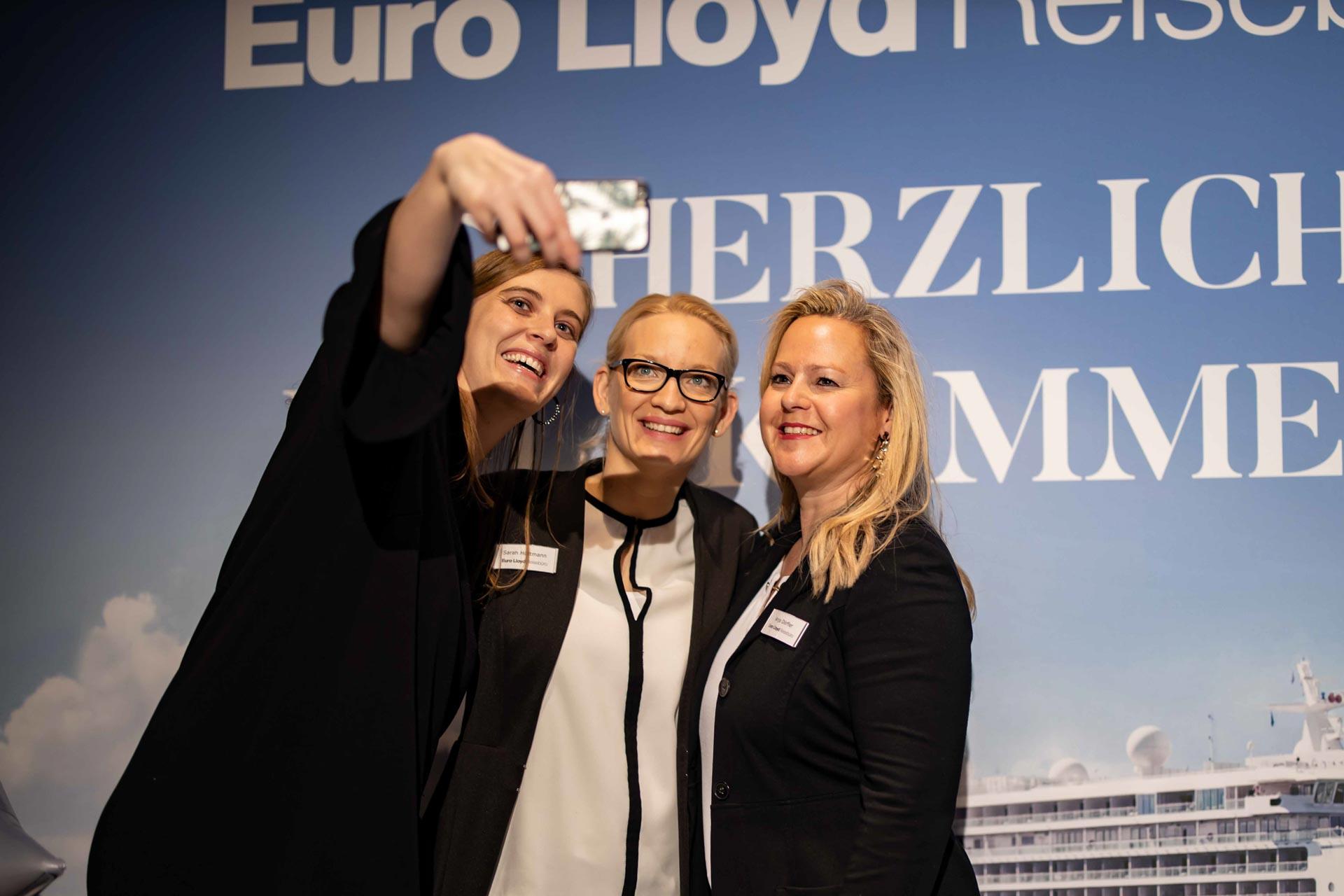 Sabrina Doetsch, Sarah Hüttmann, Anja Dörfler